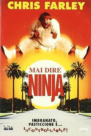 Mai Dire Ninja [Italia] [DVD]: Amazon.es: Chris Farley ...