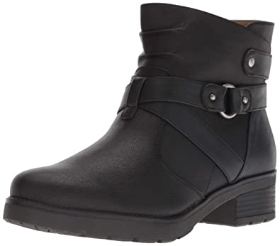 9eef29bc0c3 SOUL Naturalizer Women's Quincy Ankle Boot