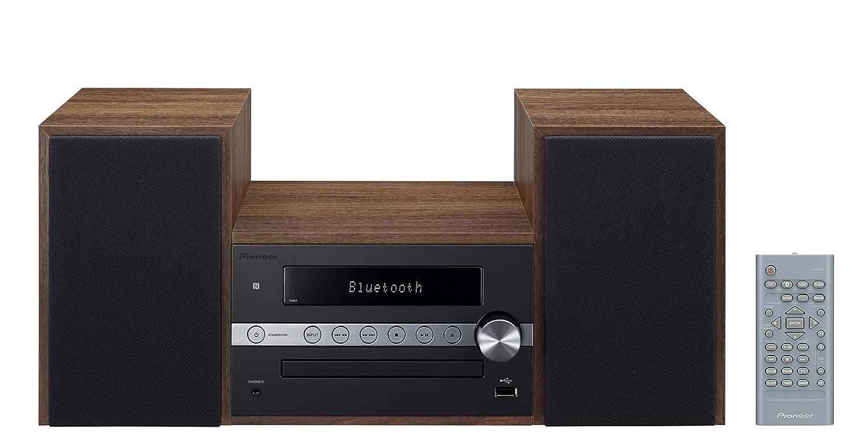 Pioneer X-CM56-W Microcadena Hi-fi con Bluetooth Color Blanco