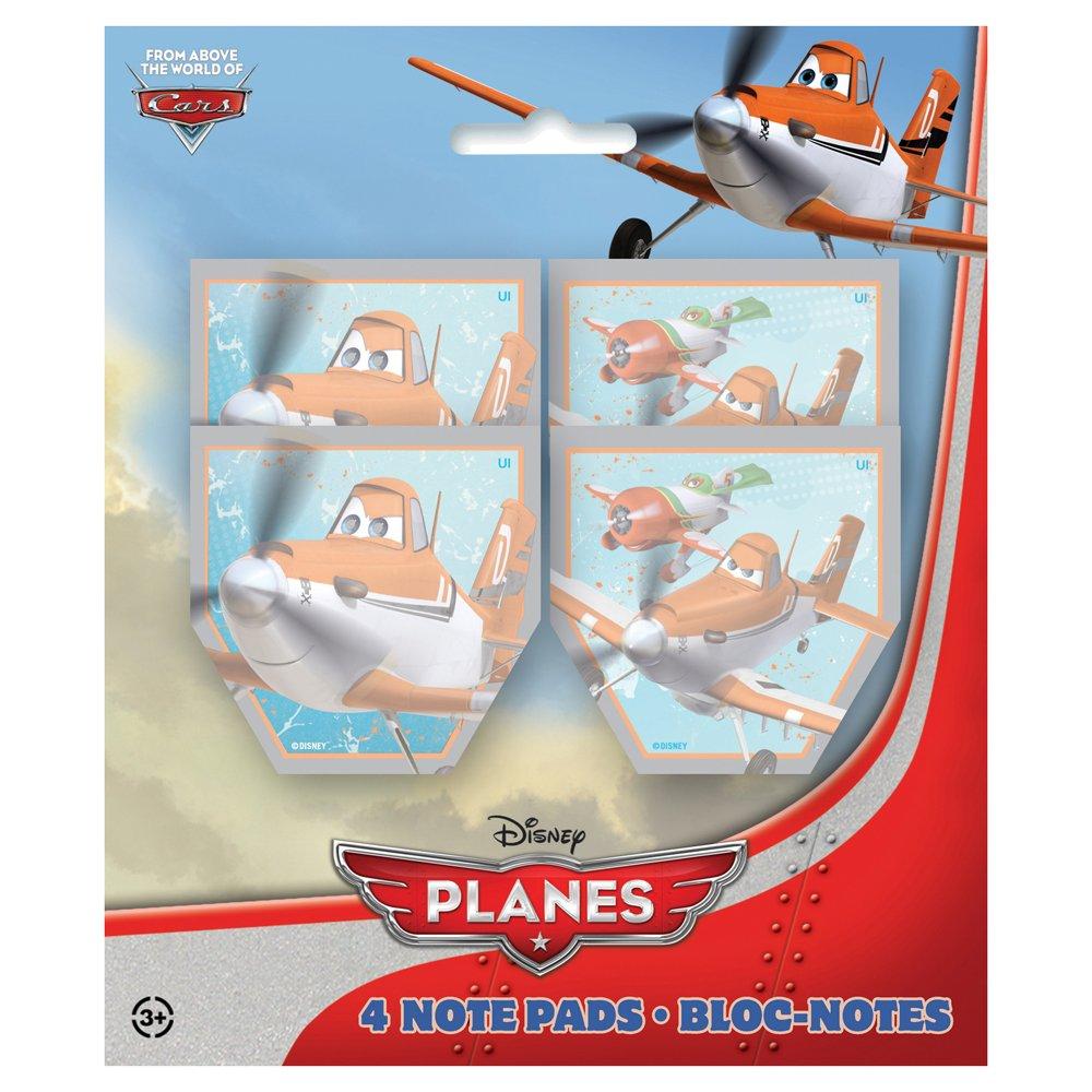 Disney Planes Notepad Party Favors, 4ct by Unique