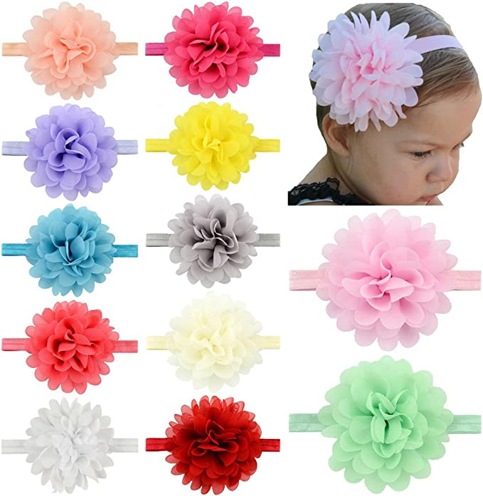 Pool Party Headband Organic Cotton Knotted Headband Infant Headband Toddler Headband Baby Shower Gift
