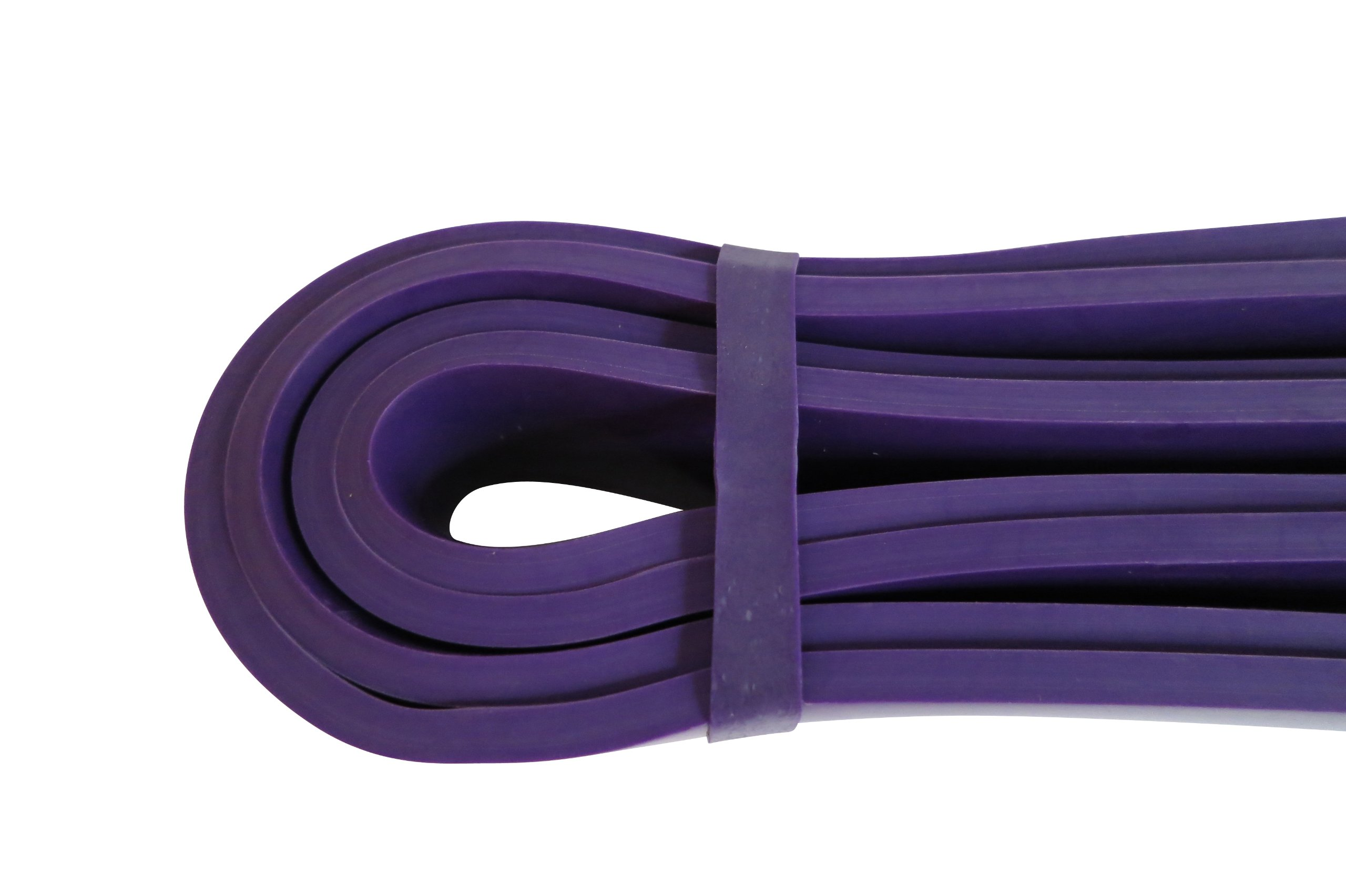 WODFitters Pull Up Band (Purple) Assisted Pull-up Resistance Band - Pull Up Assist Band Ideal for Assisted Pull Ups, Chin Ups or Power Lifting by WODFitters (Image #5)