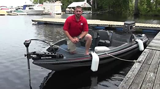 Taylor Made 31006 Bass Boat Low Freeboard Fender Black