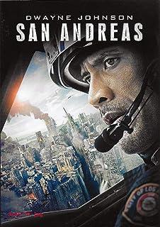 San Andreas Edizione: Regno Unito Reino Unido DVD: Amazon.es ...