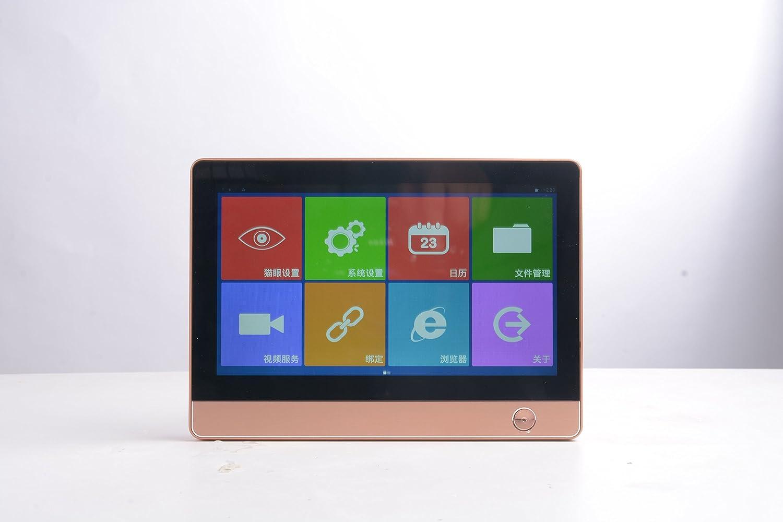 Amazon com : New Landing 7 Inch WiFi/GSM Video Door Phone