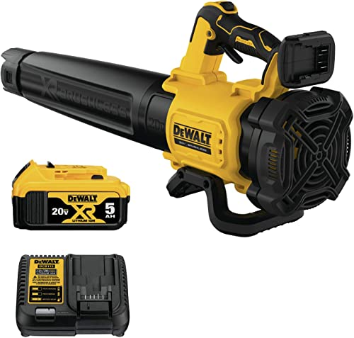DEWALT DCBL722P1 Blower, Black Yellow