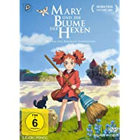 Mary und die Blume der Hexen [O-Card / DVD]