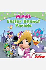 Minnie: The Easter Bonnet Parade: Includes Stickers (Disney Storybook (eBook)) Kindle Edition