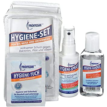 Vibasept Reise Hygiene Set Amazon De Beauty