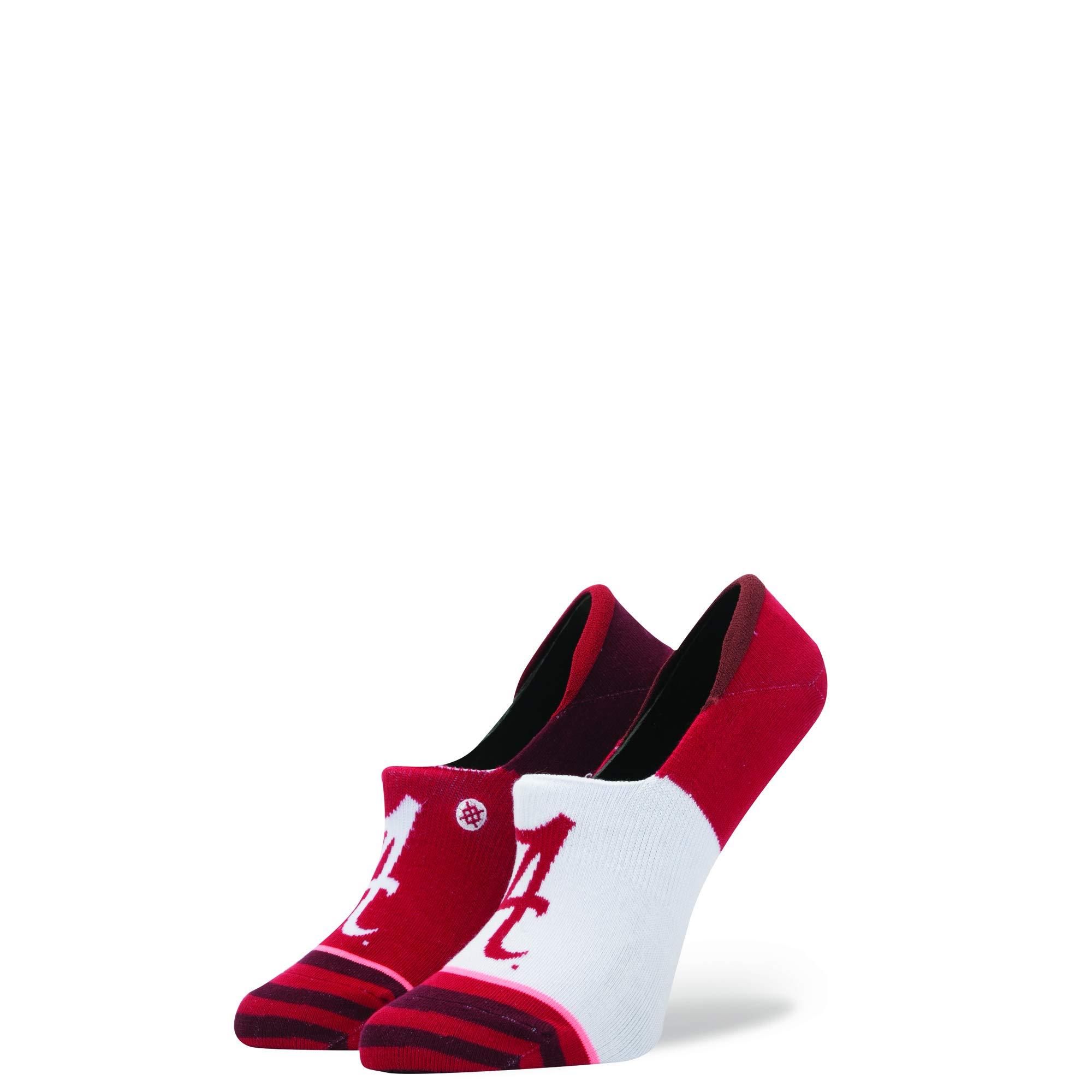 Stance Women's Bama Maroon Sock by Stance