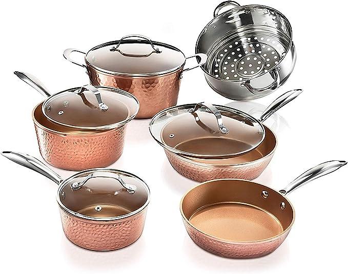 Gotham Steel Premium Ceramic Cookware