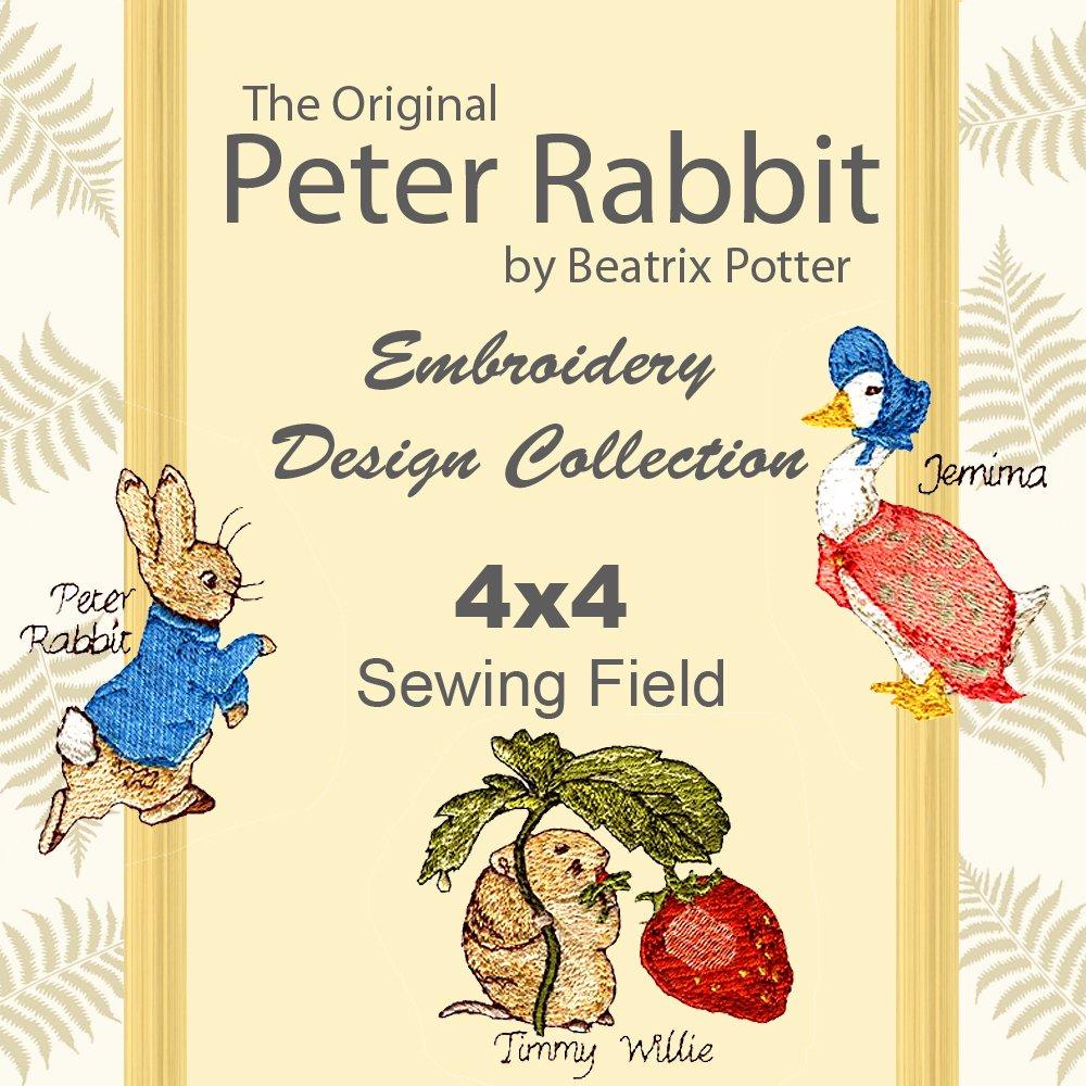 Amazon.com: Dakota Collectibles The Original Peter Rabbit by Beatrix ...