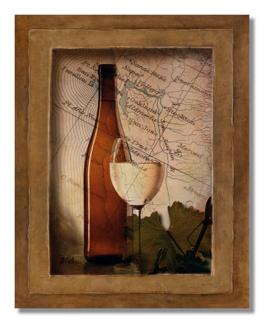 Kitchen framed art Primitive Amazoncom White Grapes Wine Glass And Bottle Kitchen Tuscan Contemporary Wall Picture Framed Art Print Wine Pictures For Kitchen Posters Prints Foutsventurescom Amazoncom White Grapes Wine Glass And Bottle Kitchen Tuscan