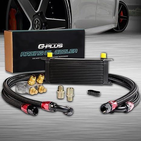 Gplus 16 fila termostato adaptador Motor Racing Temperatura ...
