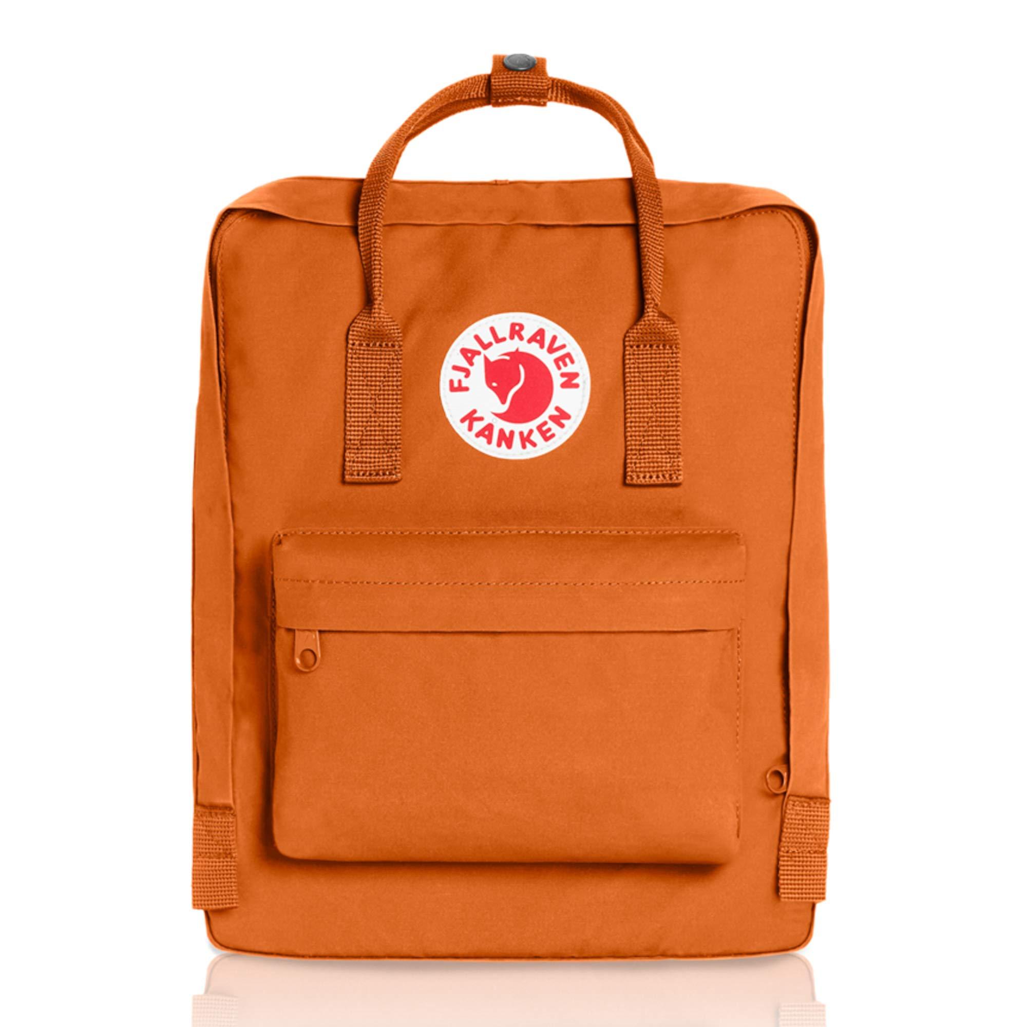 Fjallraven - Kanken Classic Backpack for Everyday, Brick by Fjallraven