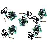 RoboCraze W1209 Digital Temperature Controller Thermostat (Pack of 5)