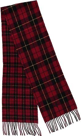 Polo Ralph Lauren - Bufanda para hombre, diseño de tartán, color ...