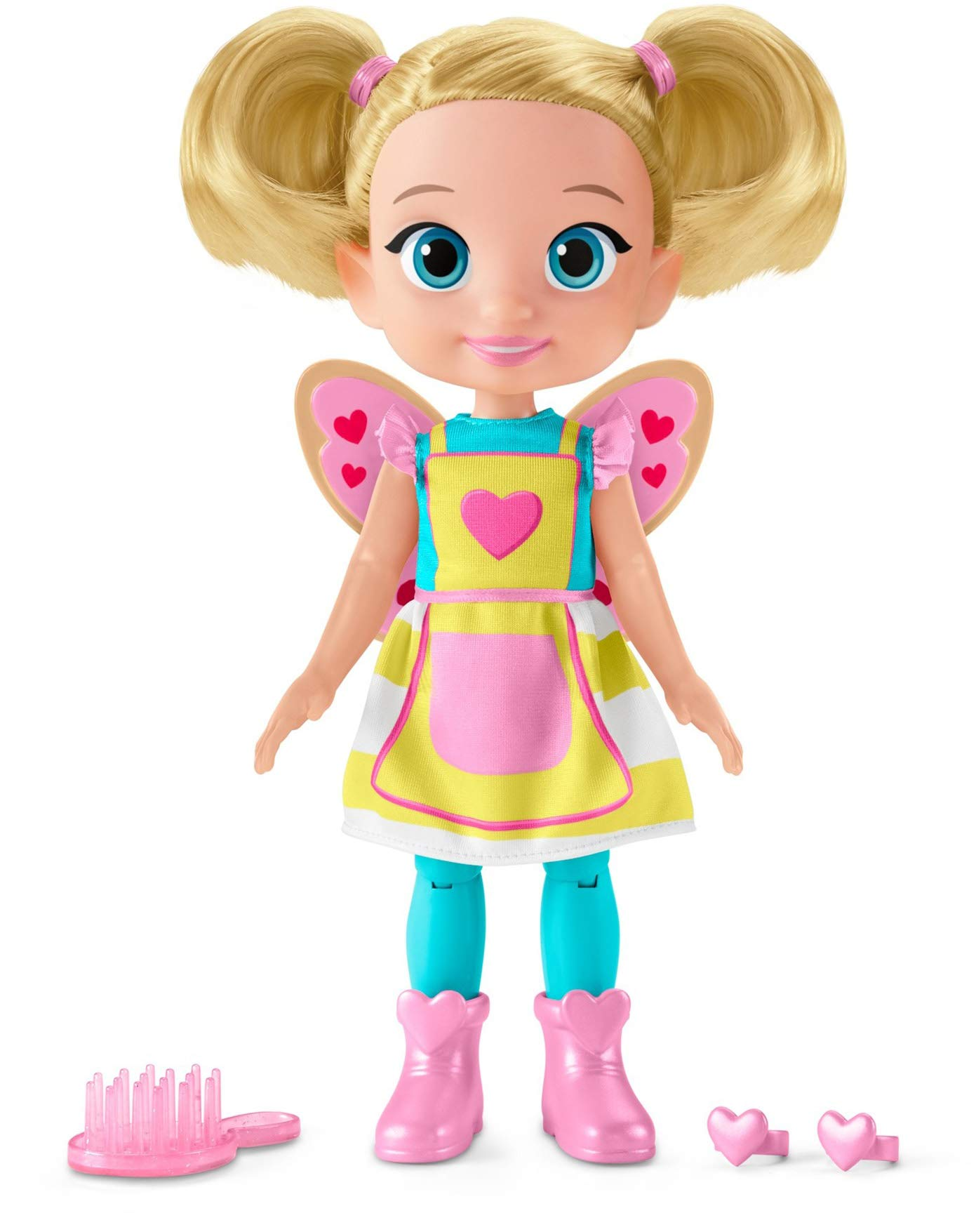 Fisher-Price Butterbean's Café Fairy Sweet Scented Cricket Doll