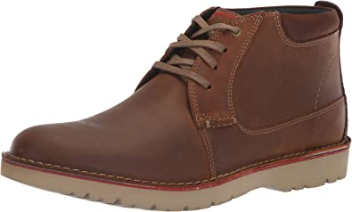 Mens Clarks Casual Lace Up Boots *Vargo Mid*
