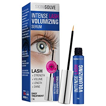 75461d75605 Amazon.com: Skin Solve Intense Lash Volumizing Serum 7ml: Beauty