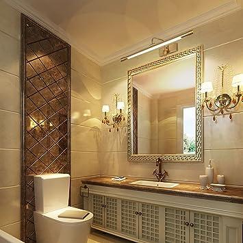 SEEKSUNG Spiegelleuchten Badezimmerleuchten Wandlampen, LED Makeup ...