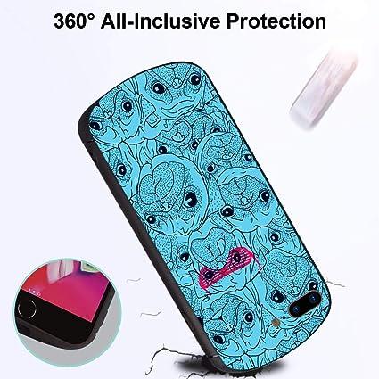 Amazon Com Cute Dog Wallpaper Iphone 8 Plus Or 7 Plus 5 5