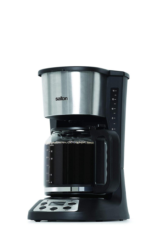 Salton FC1667 14カップ コーヒーメーカー ブラック Pack of 2 Pack of 2  B07K5ZJQQQ