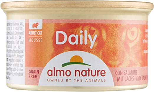 Almo – Lata de Comida húmeda para Gato Daily Menu de 85 g de ...