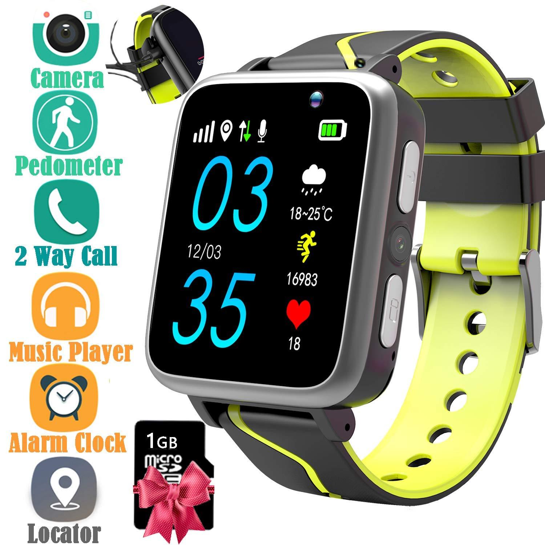 Jesam - Reloj inteligente para niños con reproductor de ...