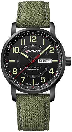 WENGER ATTITUDE DAY&DATE relojes hombre 01.1541.104