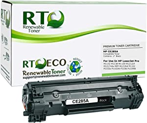Renewable Toner Compatible Toner Cartridge Replacement HP 85A CE285A for LaserJet P1102w P1109w M1212nf mfp M1217nfw