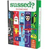 SUSSED Showcase (Hilarious Family Friendly Conversation Card Game) (Find Out Who Knows Who Best)
