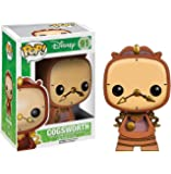 Funko Pop Disney Beauty And The Beast: Cogsworth Collectible Vinyl Action Figure
