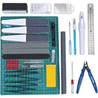 WiMas 33PCS Gundam Modeler Builder's Tools, Gundam Herramientas