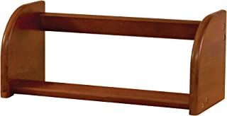 product image for Catskill Craftsmen Tabletop Book Rack, Walnut Stain