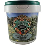 Gaia Green Alfalfa Meal 3-0-3 1kg Tub - Rich in Nitrogen and Other Valuable Minerals to Enhance Microbial Activity