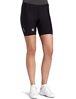 SHEBEEST Womens Azalea Padded Cycling//Biking Short