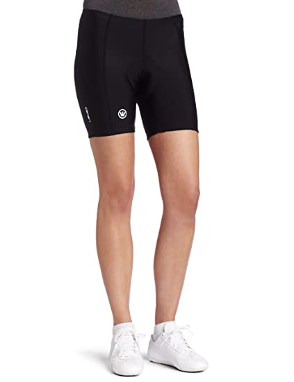 6a28a5f5cbe Amazon.com : Canari Cyclewear Women's Pro Gel Short Padded Cycling Short :  Cycling Compression Shorts : Clothing