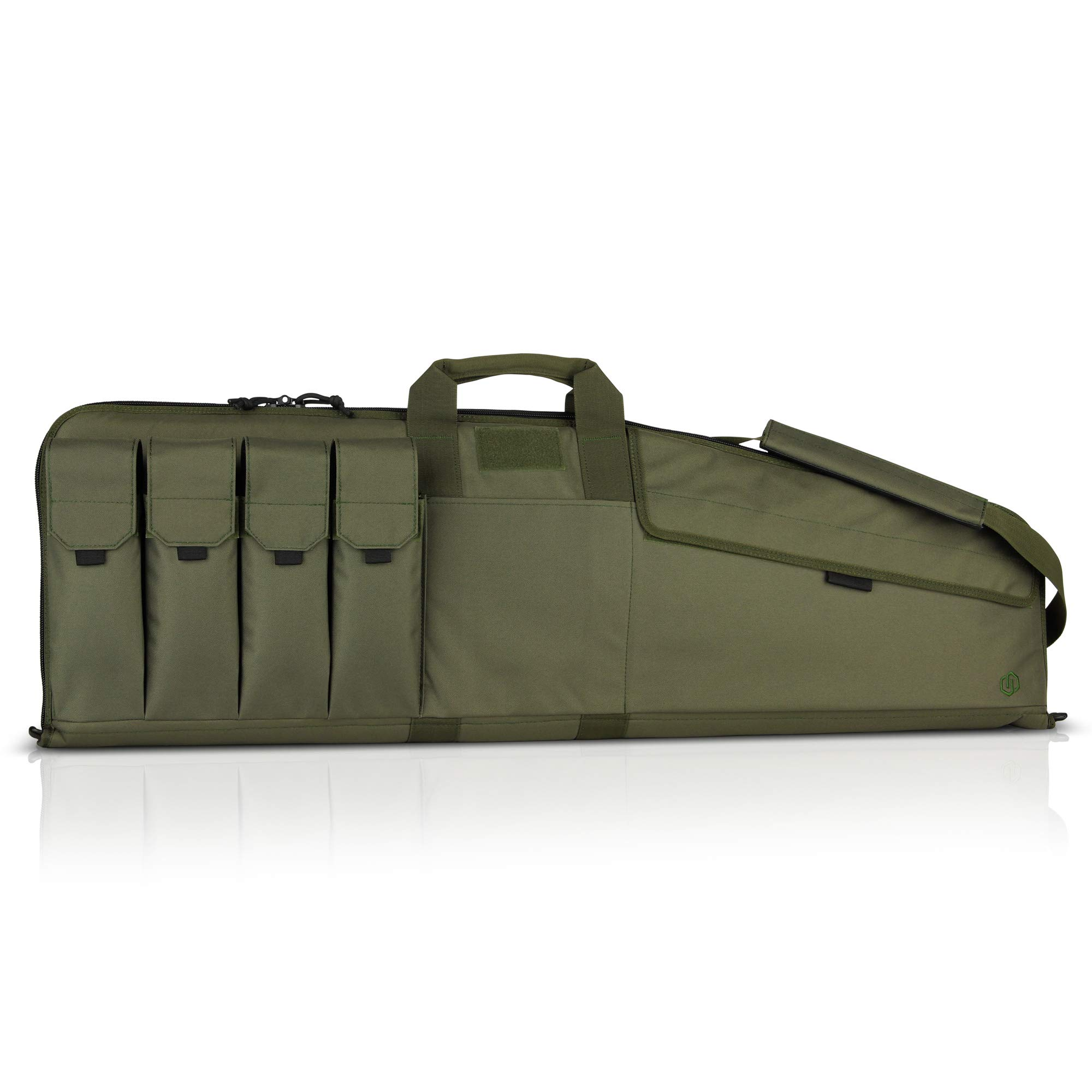 Savior Equipment The Patriot 46'' Single Rifle Gun Tactical Bag - Olive Drab Green by Savior Equipment
