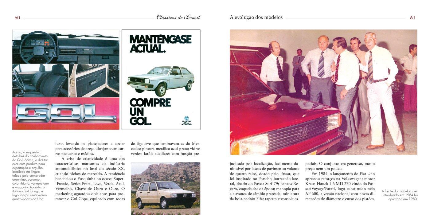 Gol (Col. : Classicos do Brasil) (Em Portugues do Brasil): Paulo Cesar Sandler: 9788578811778: Amazon.com: Books