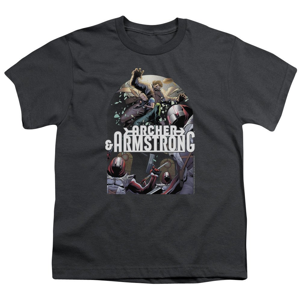 Archer /& Armstrong Dropping In Youth T-Shirt