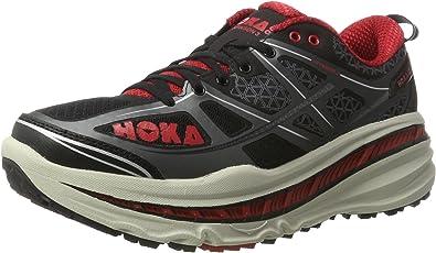 Hoka One One Stinson 3 ATR, Zapatillas de Running para Asfalto para Hombre, Gris (Anthracite/Formula One), 42 EU: Amazon.es: Zapatos y complementos