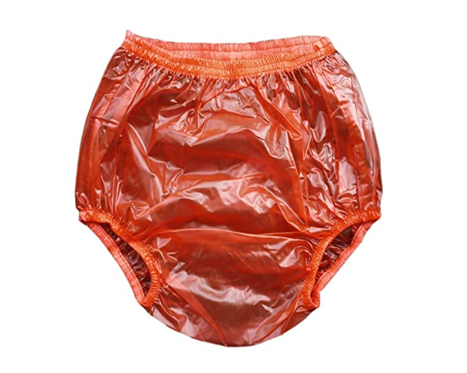 ADULT BABY PULL ON PLASTIC PANTS  Incontinence New #P005-3