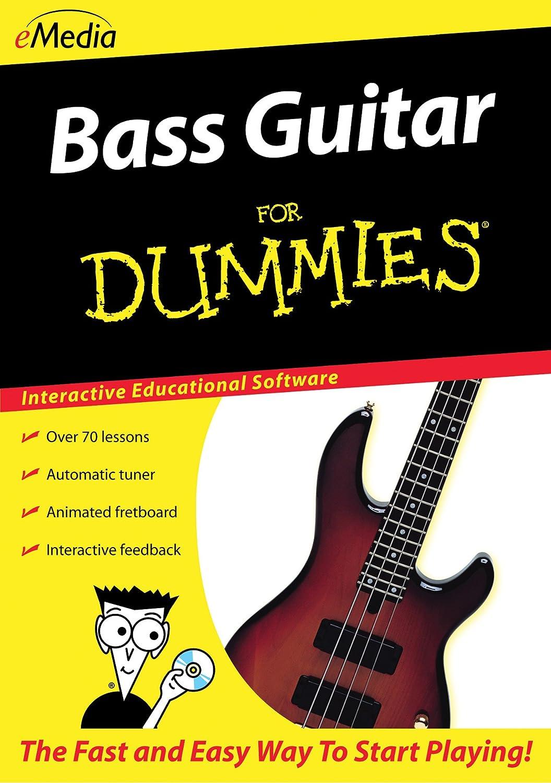 eMedia Bass Guitar For Dummies [Mac Download] eMedia Music