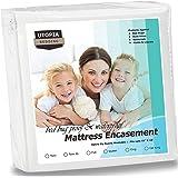 Utopia Bedding Zippered Mattress Encasement - Bed Bug Proof, Dust Mite Proof Mattress Cover - Waterproof Mattress Cover (Twin)