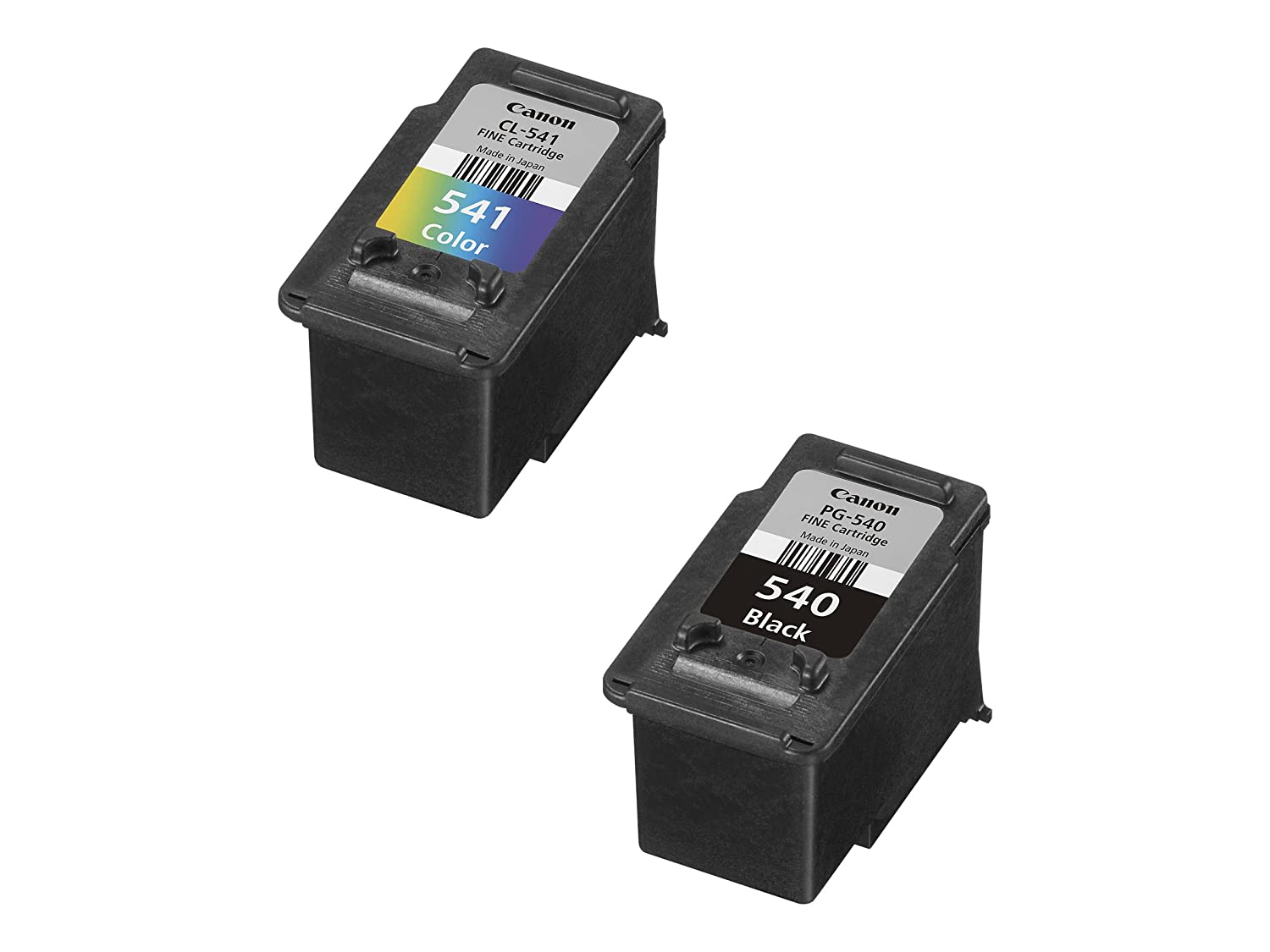 Canon PG-540/CL-541 Ink Cartridge - Multi-Coloured, Pack of 2:  Amazon.co.uk: Office Products
