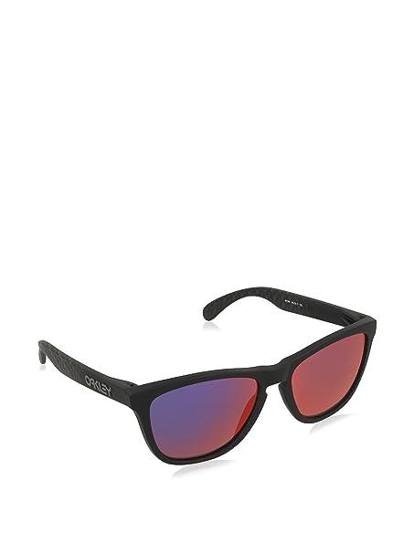 Oakley Gafas de Sol Frogskins (55 mm) Carbón: Amazon.es ...