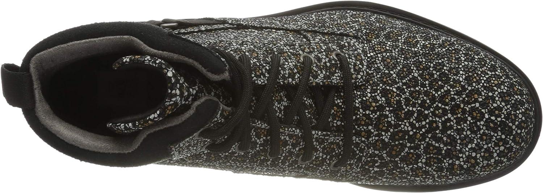 Cat Footwear Women's Rune Fashion Boot Black Leopard