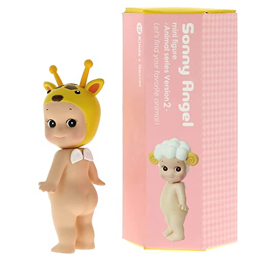Baby Watch Sonny Angle - Mini figurilla (Animal serie Versión 2), surtido