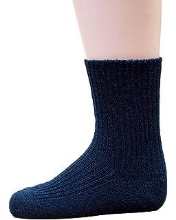 Hirsch Natur - Ciervo natural punto grueso medias calcetines para baby s y niños de 100